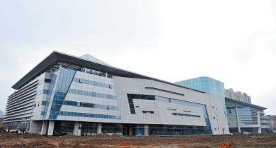 海安创建全国文化示范县 图书馆成国家一级