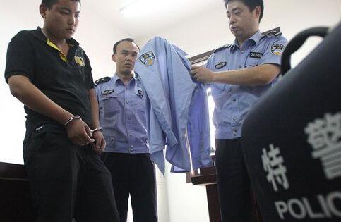 假警察狡诈行骗 国内警察的身份很受人追捧