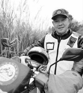 励志!49 岁教师爱骑行 10 年跑 30 万公里