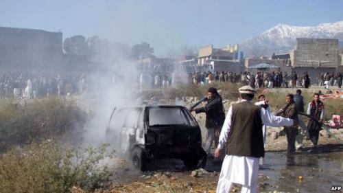 巴基斯坦市场爆炸致24人死亡极端组织声称负责