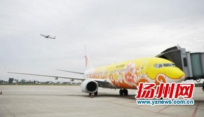 扬州或成赴台自由行试点城市已开通直航航线