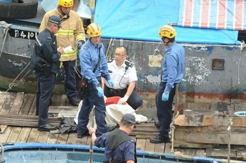 香港一海面发现婴儿尸体身绑10公斤铁沉海底
