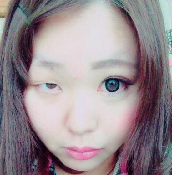 亚洲四大邪术:日本萌妹纸晒美妆惊悚对比照 看后你吓到了吗