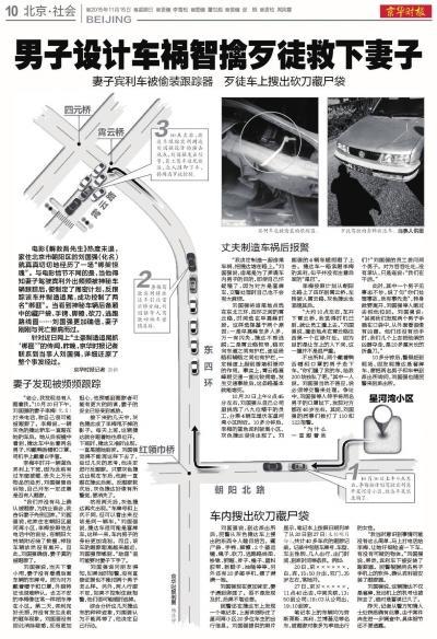两男安GPS跟踪豪车欲绑架被捕 被事主发现落网