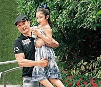 任达华为女儿庆生 揭任达华强大背景早年拍三级片经历模特老婆资料