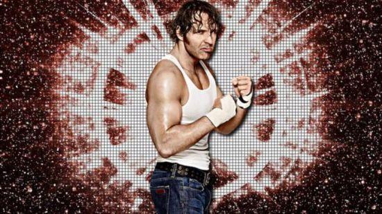 迪安·安布罗斯(Dean Ambrose)-WWE2015年度10大最热门选手 塞