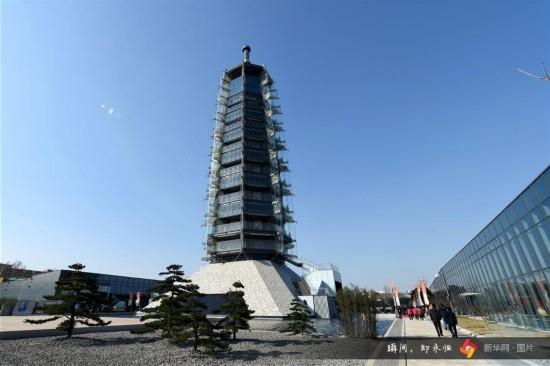 (晚报)(1)南京大报恩寺遗址公园开园