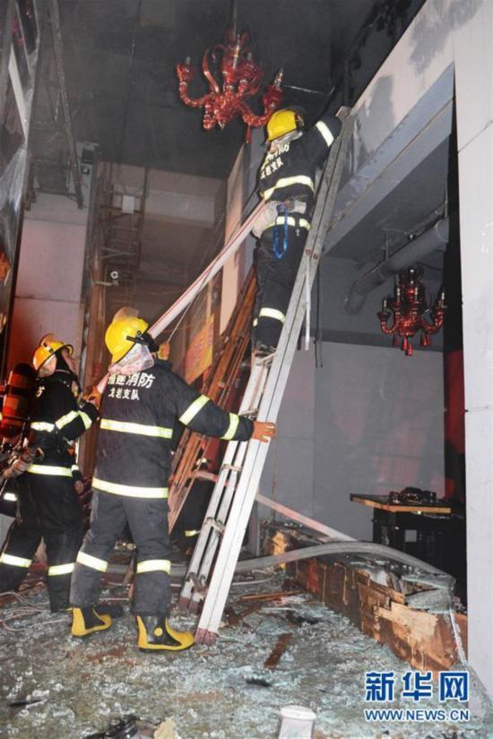(晚报)(1)福建龙岩发生一起餐厅爆炸事件 7人死亡3人受伤