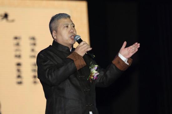 """张铁林携群星郑州共筑""""无癌中国我的梦"""""""