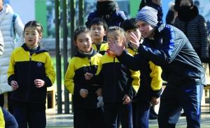 國際米蘭教練2016年將到江蘇中小學教足球