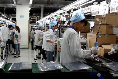苹果代加工厂6员工 监守自盗202台iPhone6