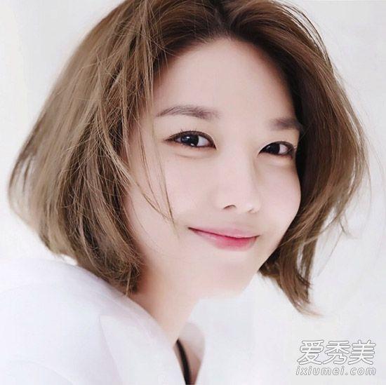 网红style过时了韩国爱豆示范冬季最新流行长发中男士短发染色图片