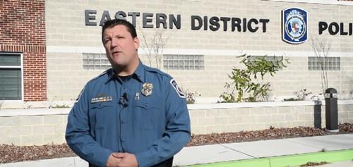 巴尔的摩男子用玩具枪抢劫被未执勤警察击毙
