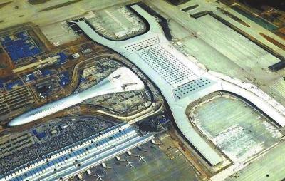 T2航站楼,梦想起航的地方