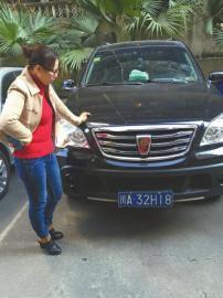 蒲女士买的荣威车多次出现故障,一查发现是辆旧车。
