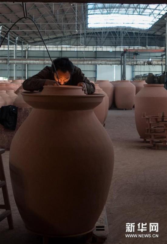 土与火的艺术--探秘隆昌土陶(组图)
