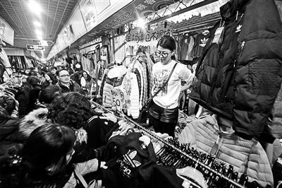 动批聚龙服装市场下周闭市 减少流动人口5万至10万