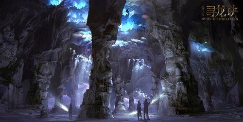 梦见进入地下世界