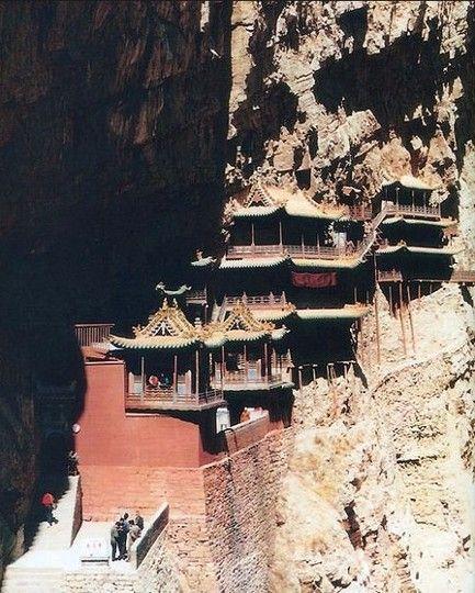 世界上十大最危险建筑 悬空寺入列