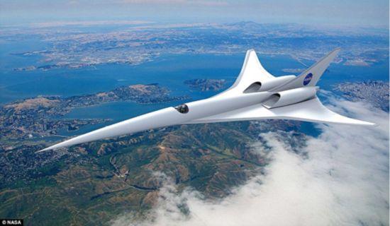 超音速飞机 协和式超音速喷射客机退役十年后