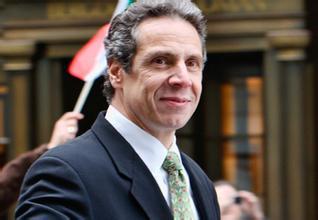 纽约州长。