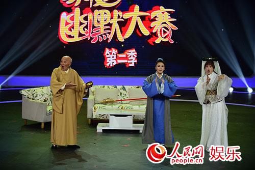 乾德门与女儿再演《新新白娘子传奇》.