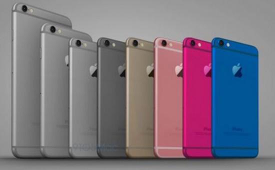 iPhone 6c或增5种色彩:取代iPod Touch