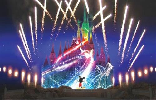 上海迪士尼公布娱乐演出创意唐老鸭将打太极(图)
