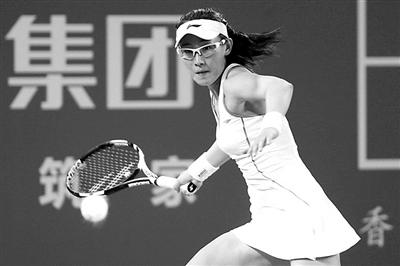 深圳网球公开赛郑赛赛首胜世界前十选手