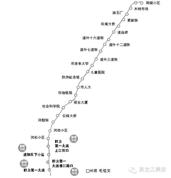 12路公交车延伸路线