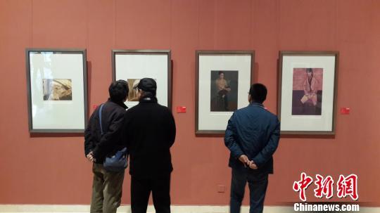国家今世版画文献展河北展出出现今世版画开展头绪