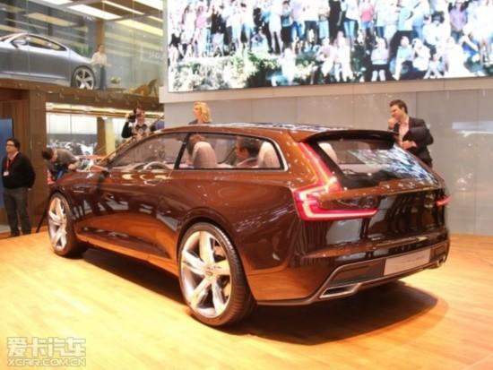 沃尔沃Coupe概念车