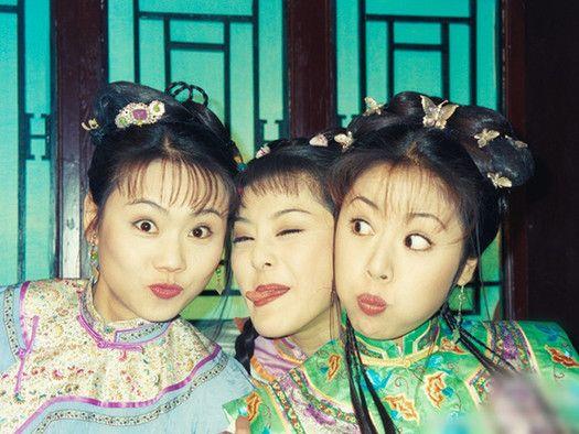 1997年赵薇版 还珠格格 配角现状大起底 组图