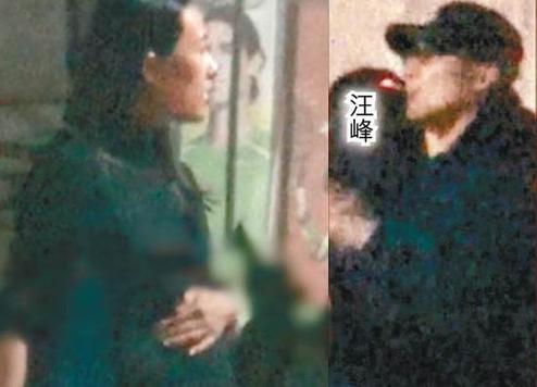 章子怡怀孕停工损失千万 回顾国际章与汪半壁的爱情故事