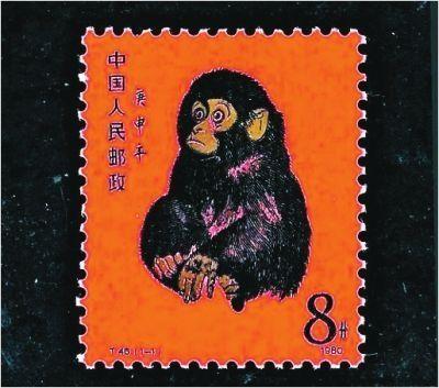 1980年版猴票单张