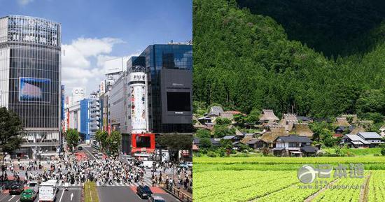 在日本乡下生活是怎样一种体验?