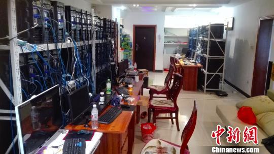 新疆广西两地警方联手破获网络诈骗案