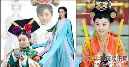 她在《仙剑奇侠传三》饰演的紫萱