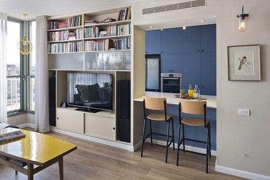 四口之家 充满活力的文艺范公寓