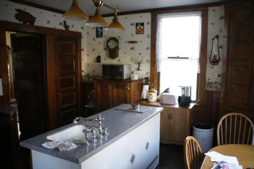这间屋子的门厅和餐厅,出现在了电影《沉没的羔羊》里。