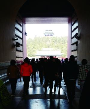 北京将出举措约束不文明旅游行为严重者将限制出游