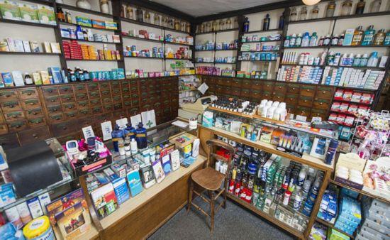 英最古老药房已营业282年顾客多为贵族【10】
