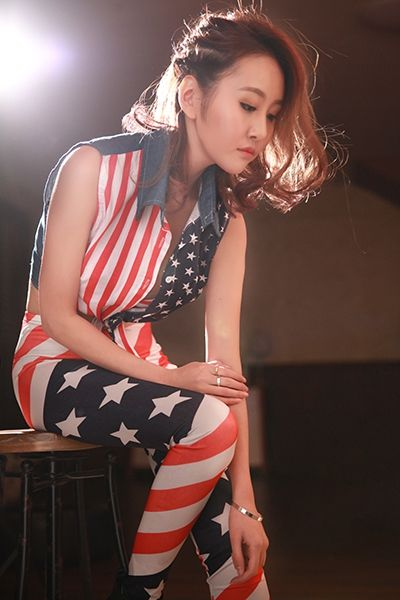 DJ女王虞姬入驻繁星首唱热辣舞曲《摇起来
