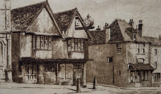 英最古老药房已营业282年顾客多为贵族【16】