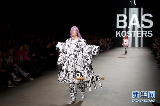 荷兰阿姆斯特丹国际时装周开幕