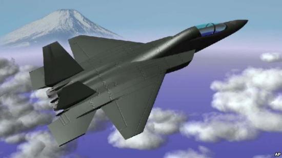 日本首架国产隐形飞机2月将首航耗资394亿日元