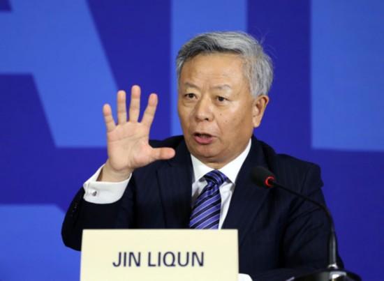AIIB chief vows to run clean, lean, green institution