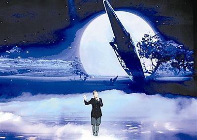 光荣的火箭军》文艺演出突出忠诚基因--山东频
