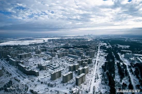 揭秘全球最恐怖的鬼城:犹如通往地狱的大门