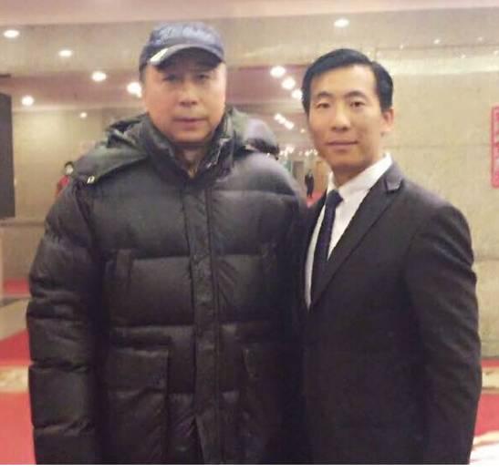 王统艺受邀参加第六届中国影协杯 创业经历与